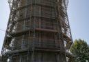 Réhabilitation du château d'eau de Montaut